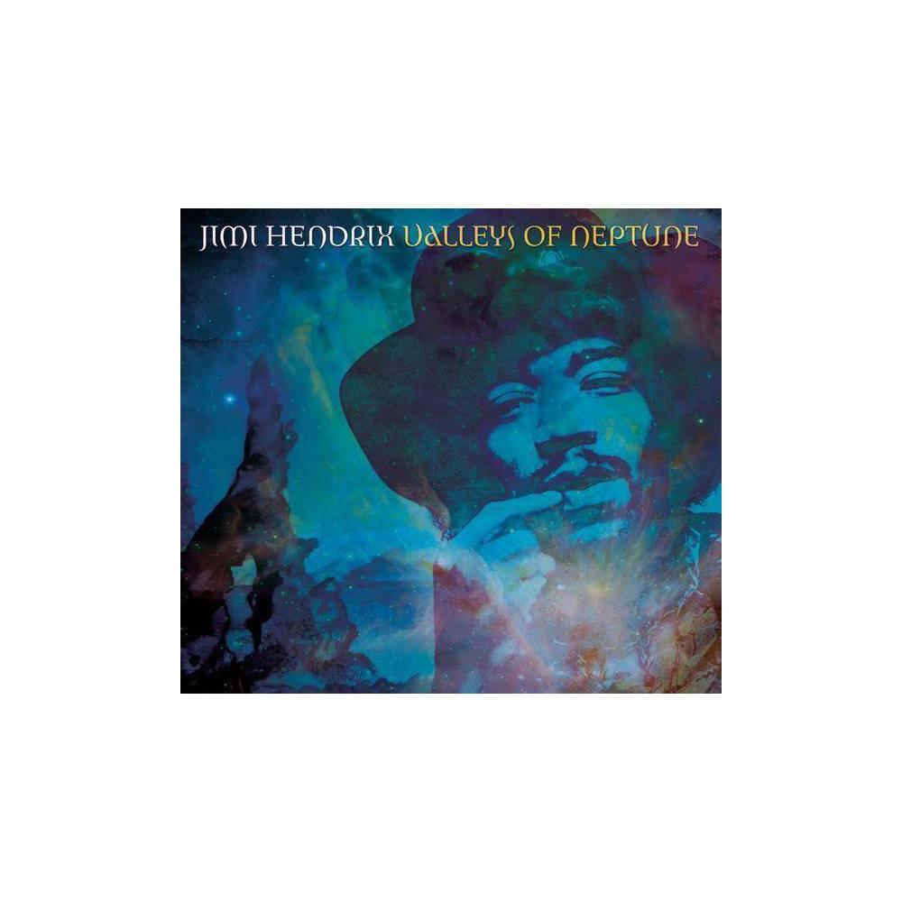 Jimi Hendrix - Valleys of Neptune (CD) Buy