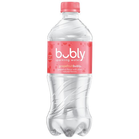 bubly Grapefruit Enhanced Water - 20 fl oz Bottle - image 1 of 3