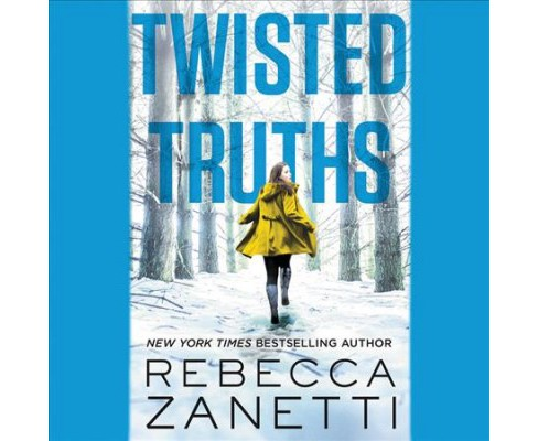 Twisted Truths (Unabridged) (CD/Spoken Word) (Rebecca Zanetti) - image 1 of 1