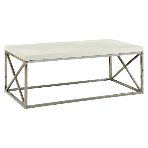 Metal Coffee Table Everyroom