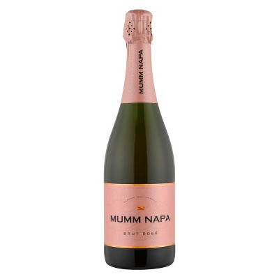 Mumm Napa Brut Rosé Champagne - 750ml Bottle