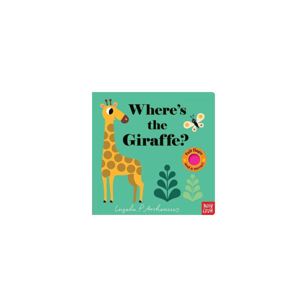 Where's the Giraffe? - (Hardcover)