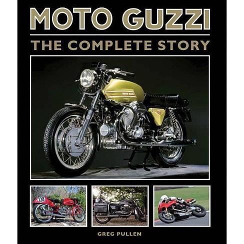 Moto Guzzi - by  Greg Pullen (Hardcover) - image 1 of 1