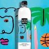 LIFEWTR  Premium Purified Water - 1 L Bottle - image 3 of 4