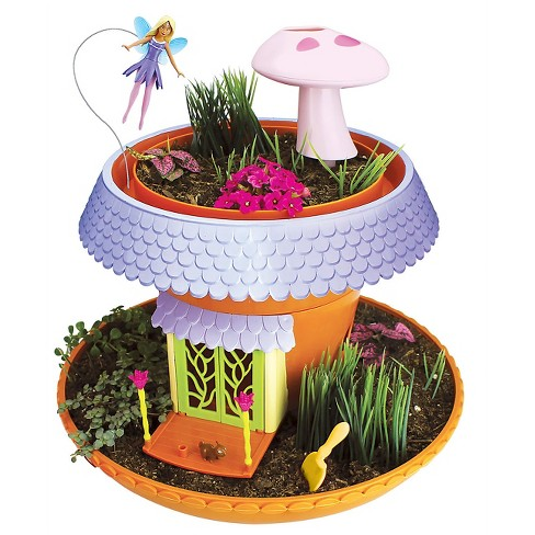 my fairy garden freyas magical cottage target - Fairy Garden Images