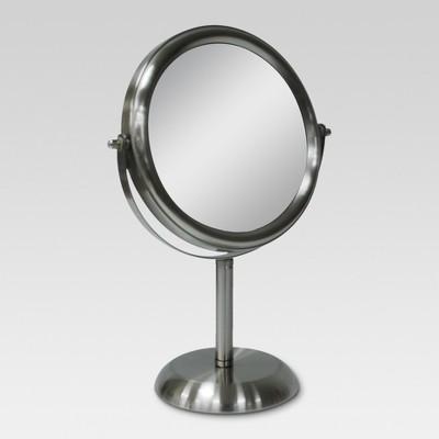 Bathroom Mirror Brushed Nickel   Threshold™ : Target