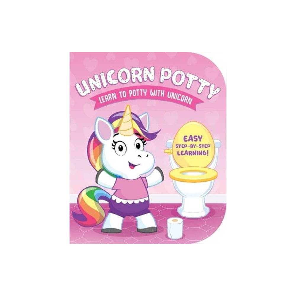 Unicorn Potty Potty Board Books Board Book