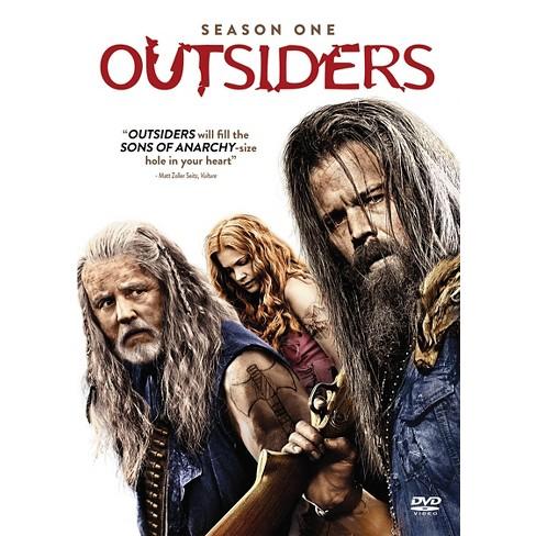 Outsiders:  Season 1 (DVD) - image 1 of 1