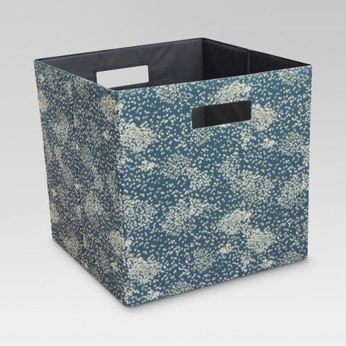 Fabric Cube Storage Bin 13 Threshold