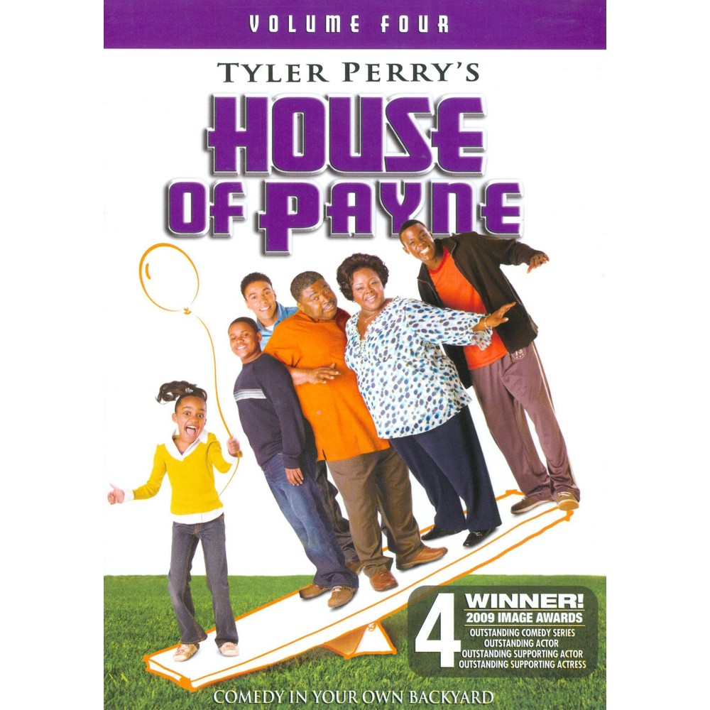 Tyler Perry's House of Payne, Vol. 4 [3 Discs]