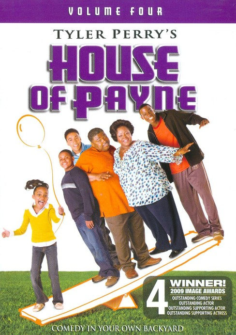 Tyler Perry's House of Payne, Vol. 4 [3 Discs] - image 1 of 1