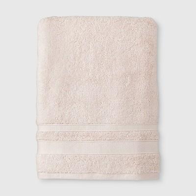 Performance Bath Towel Blush Pink - Threshold™