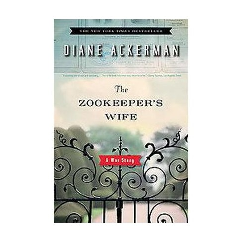 The Zookeeper's Wife (Reprint) (Paperback) by Diane Ackerman - image 1 of 1