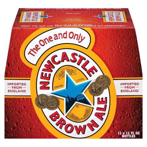 Newcastle Brown Ale - 12pk/12 fl oz Bottles - image 1 of 1