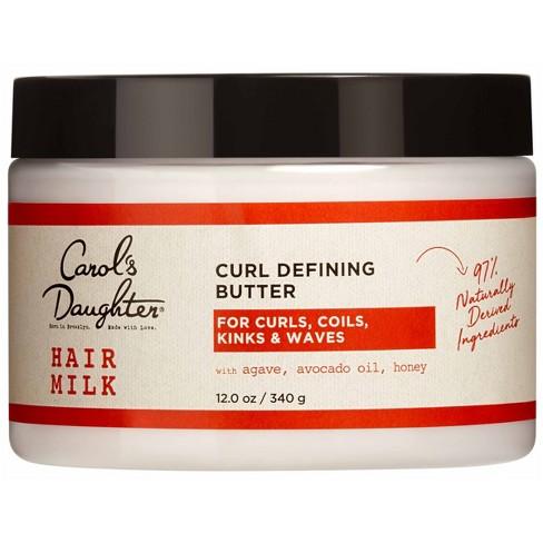 Carol's Daughter Curl Defining Butter Hair Milk - 12oz - image 1 of 4