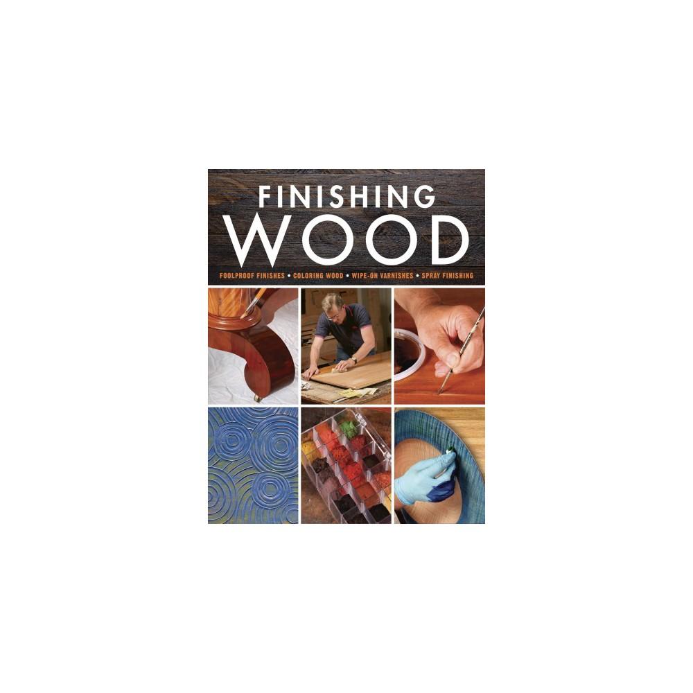 ISBN 9781631868931 product image for Finishing Wood (Paperback) | upcitemdb.com