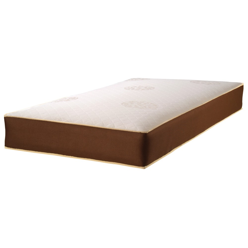 Stearns & Foster Baby Dynasty Sunrise 2-Stage Hybrid Crib and Toddler Mattress
