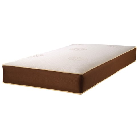 best service 46932 44fe5 Stearns & Foster Baby Dynasty Sunrise 2-Stage Hybrid Crib and Toddler  Mattress