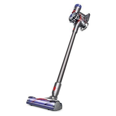 Image of: Purple Dyson V7 Animal Cordfree Vacuum Iron Target Dyson V7 Animal Cordfree Vacuum Iron Target