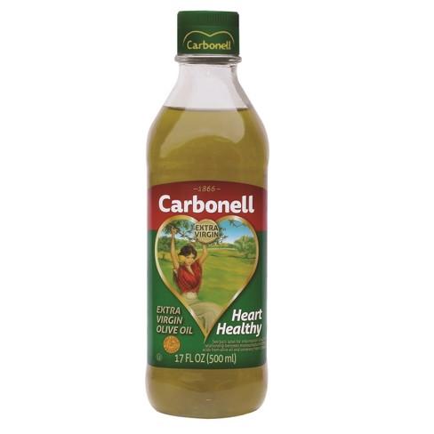 Carbonell Extra Virgin Olive Oil - 17 fl oz