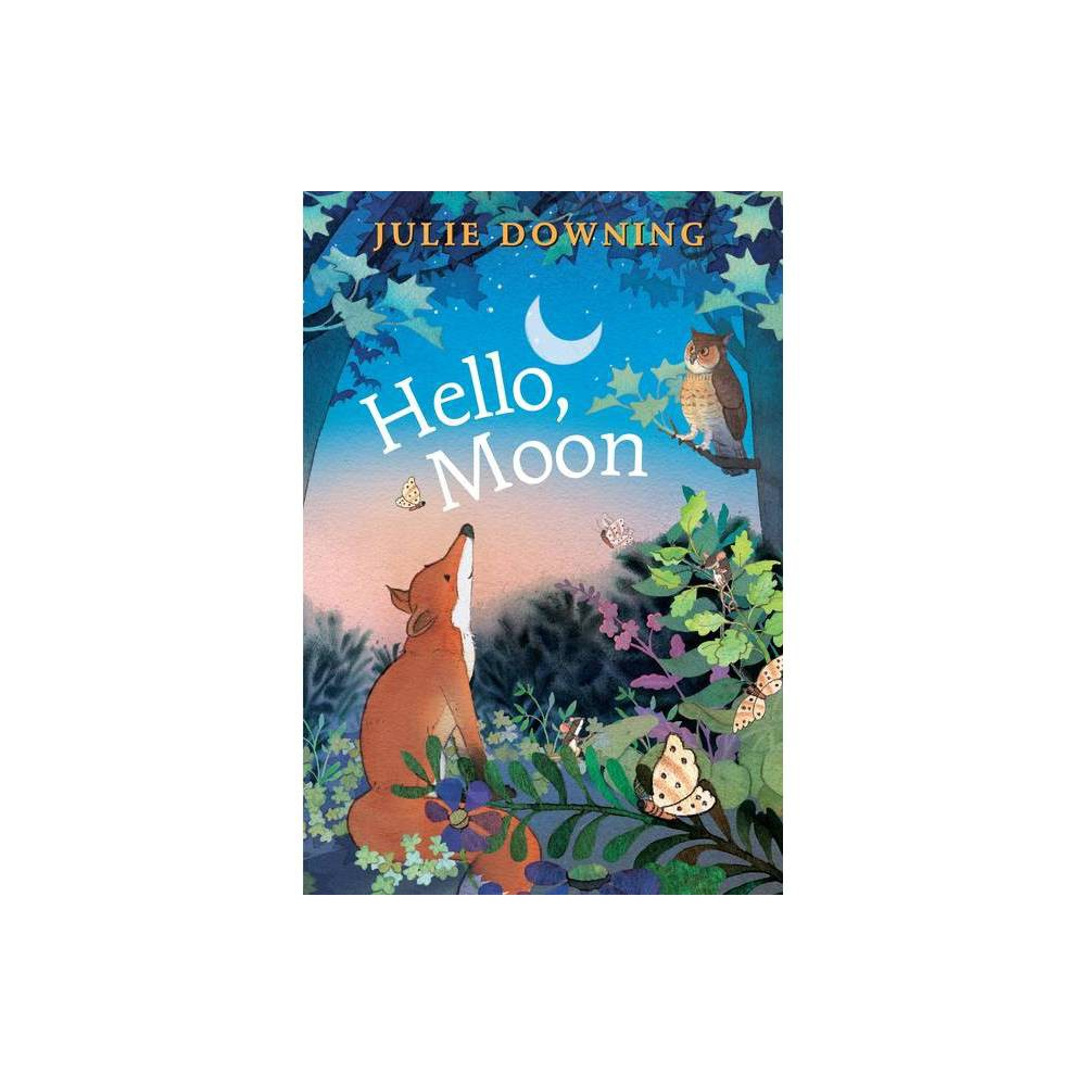 Hello Moon By Julie Downing Hardcover