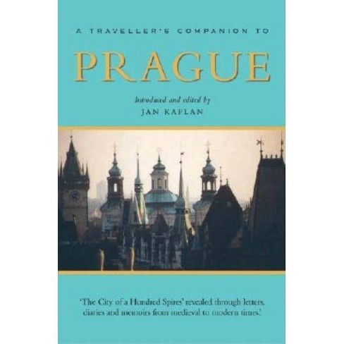 A Traveller's Companion to Prague - (Traveller's Companion To...) (Paperback) - image 1 of 1