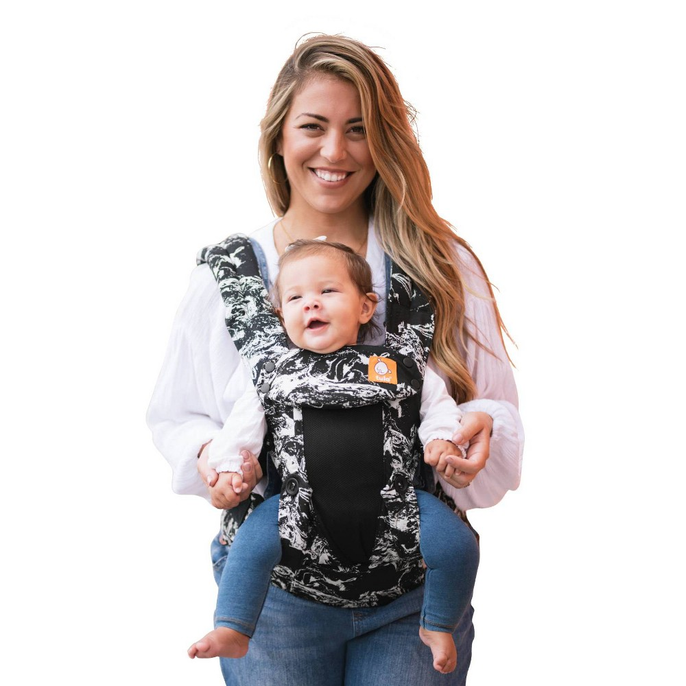 Image of Baby Tula Explore Baby Carrier - Coast Marble