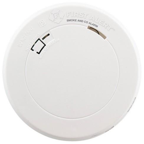 First Alert Prc710 Slim Smoke Carbon Monoxide Detector With