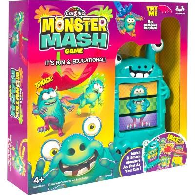 Cra-Z Art Monster Mash Board Game