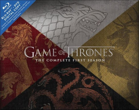 Game of thrones:Complete first season (Blu-ray) - image 1 of 1