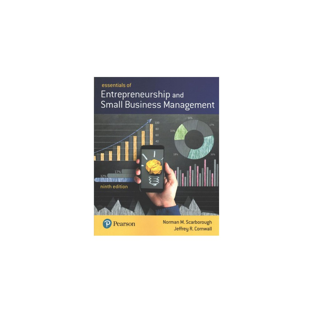 Essentials of Entrepreneurship and Small Business Management - (Paperback)