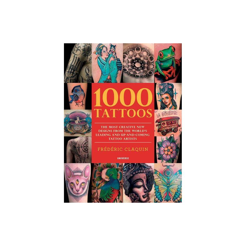 1000 Tattoos By Chris Coppola Paperback