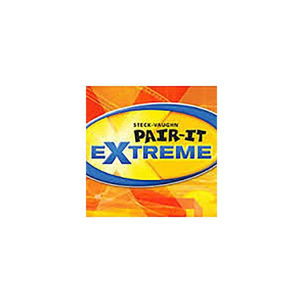 Steck-Vaughn Pair-It Extreme - (Hardcover)