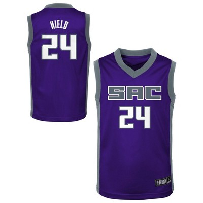 NBA Sacramento Kings Toddler Boys' Buddy Hield Jersey - 2T