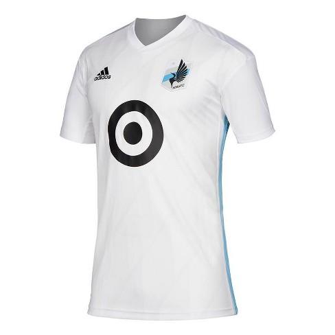 551d5f148 MLS Youth Adidas Soccer Jersey Minnesota United FC   Target