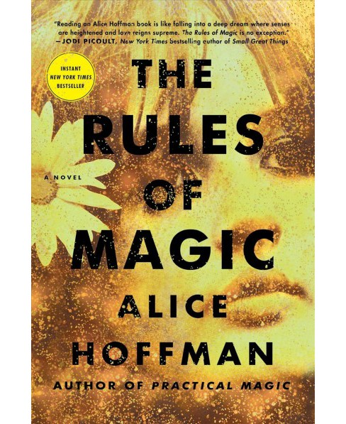 Rules of Magic : A Novel (Hardcover) (Alice Hoffman) - image 1 of 1