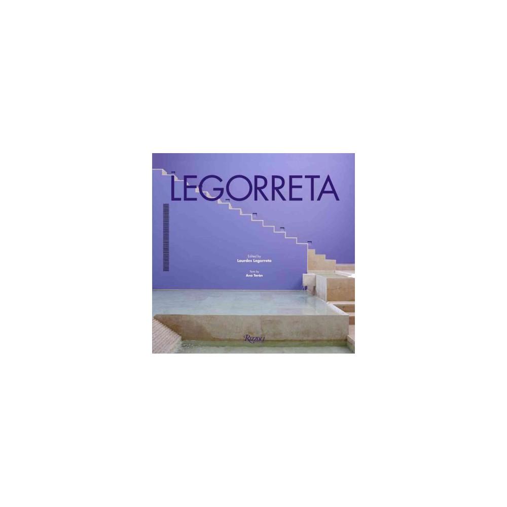 Legorreta (Hardcover), Books