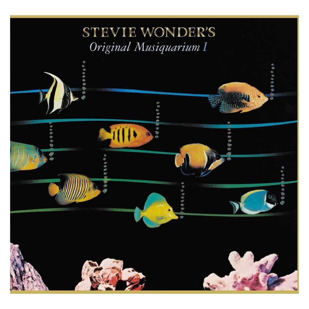 Stevie Wonder Original Musiquarium Vinyl