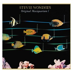 Stevie Wonder - Original Musiquarium (Vinyl)