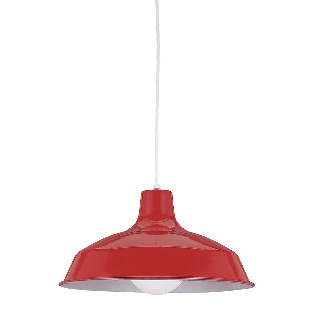 Image of Sea Gull Lighting Ceiling Lights - Red