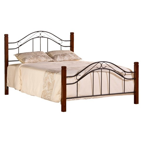 Matson Bed With Rails – Hillsdale Furniture - image 1 of 1