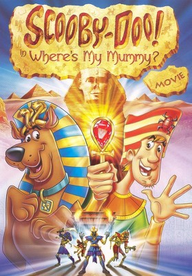 Scooby-Doo! in Where's My Mummy? (DVD)