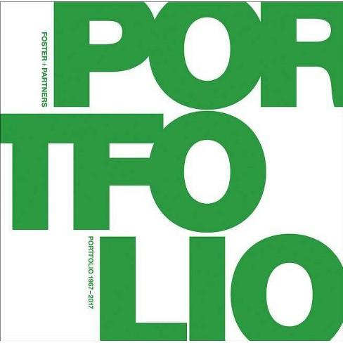 Foster + Partners Portfolio - (Paperback) - image 1 of 1