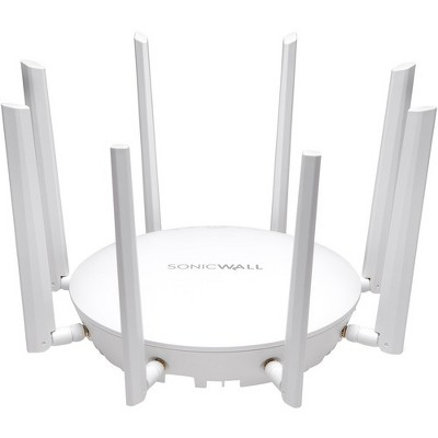 SonicWall SonicWave 432e IEEE 802.11ac 1.69 Gbit/s Wireless Access Point - 5 GHz, 2.40 GHz - MIMO Technology - 2 x Network (RJ-45)