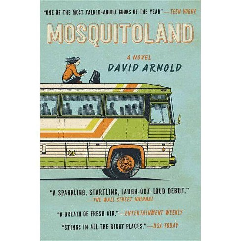 Mosquitoland (Reprint) (Paperback) (David Arnold) - image 1 of 1