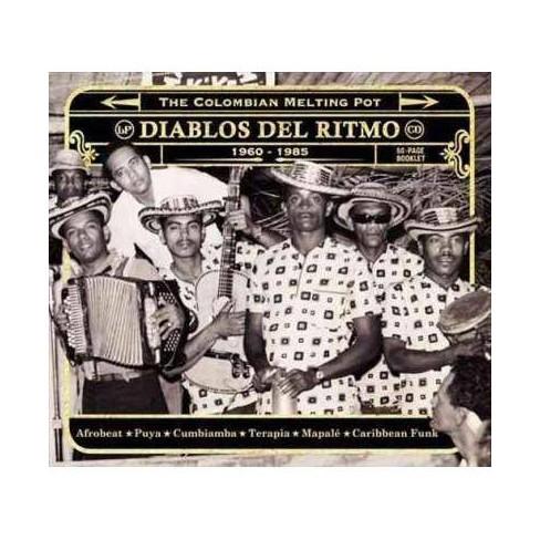 Various - Diablos Del Ritmo: The Colombian Melting Pot 1960-1985 (CD) - image 1 of 1