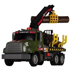 """""""Dickie Toys Freightliner Forester Truck with Air Pump Feature 12"""""""""""""""