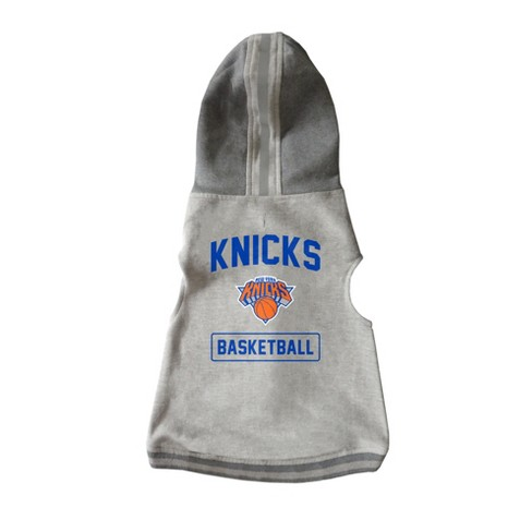 New York Knicks Pet Hooded Crewneck Sweater M - image 1 of 4