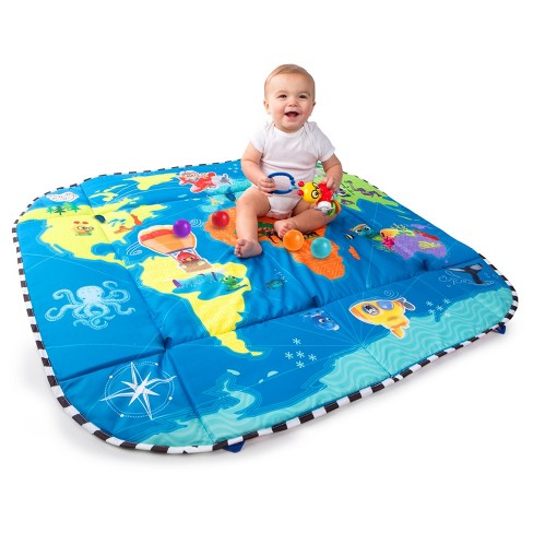 3b444c4e1e8e Baby Einstein™ 5-in-1 World Of Discovery Learning Gym   Target