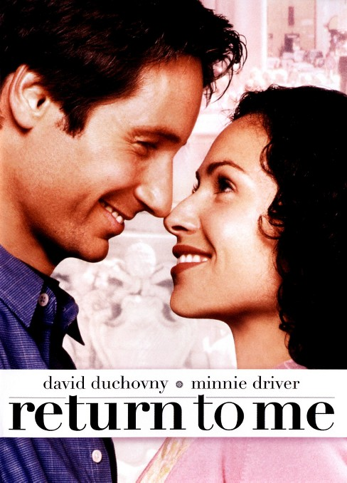 Return to me (DVD) - image 1 of 1